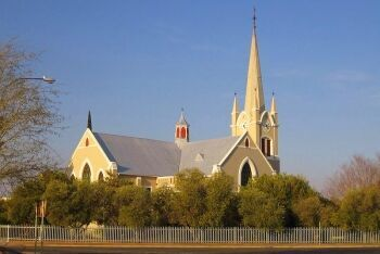 Upington church, Northern Cape